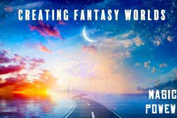 Creating a fantasy world Fantasy Power Infographic