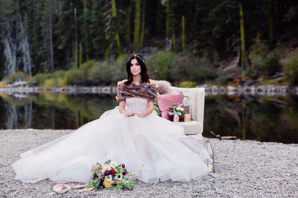 Truckee River Wedding | Audere Events | Lake Tahoe Wedding Planner