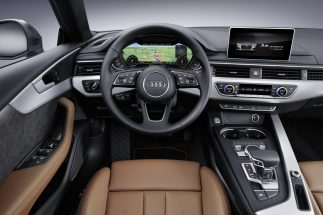 Cockpit A5 Coupé