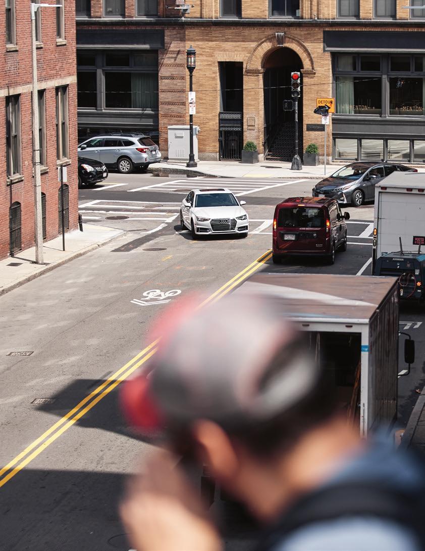 In Cambridge, einer Nachbarstadt von Boston, steht das Massachusetts Institute of Technology (MIT), unter anderem Heimat des Senseable City Lab, das von Carlo Ratti geleitet wird.