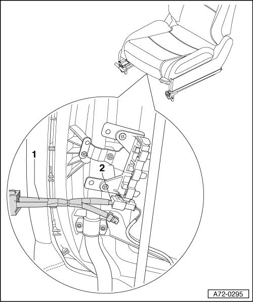 Audi Workshop Manuals > A2 > Body > General body repairs