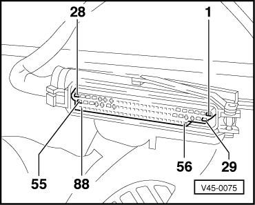 Audi Workshop Manuals > A4 Mk1 > Running Gear Self