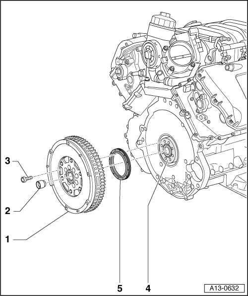Audi Workshop Manuals > A4 Mk2 > Power unit > 8-cylinder