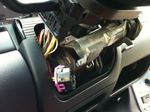 Update #13 Replaced the Ignition Switch   Will's Audi A4 Quattro B5 Worklog