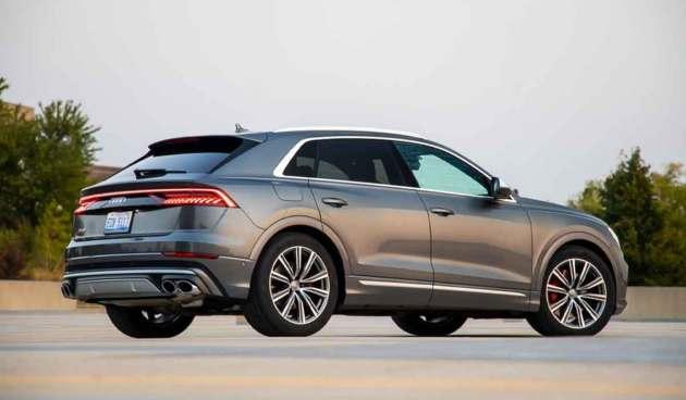 2022 Audi SQ8 Release Date
