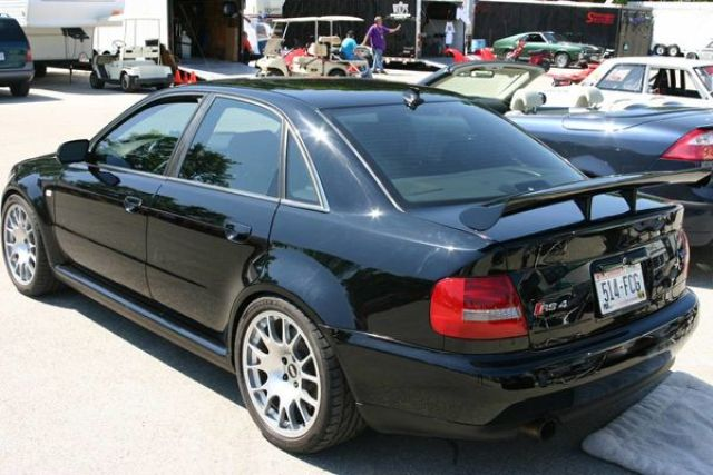 Find Of The Day 2001 B5 S4rs 4 Widebody Sedan Audi Club North