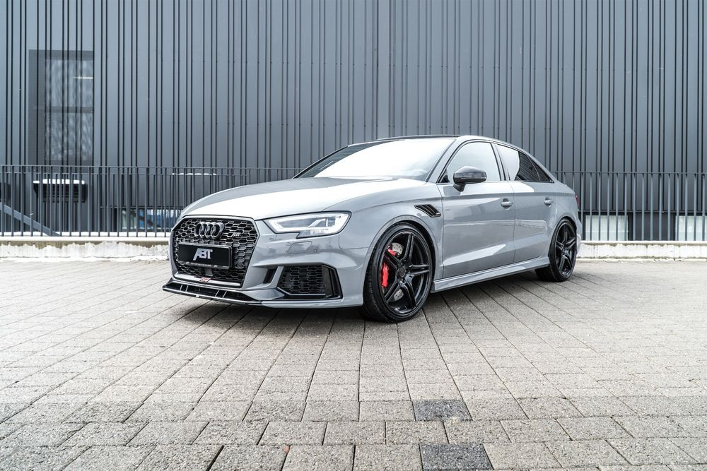 Power Like A Jetpack – The New ABT Audi RS3 Sedan With 500 HP