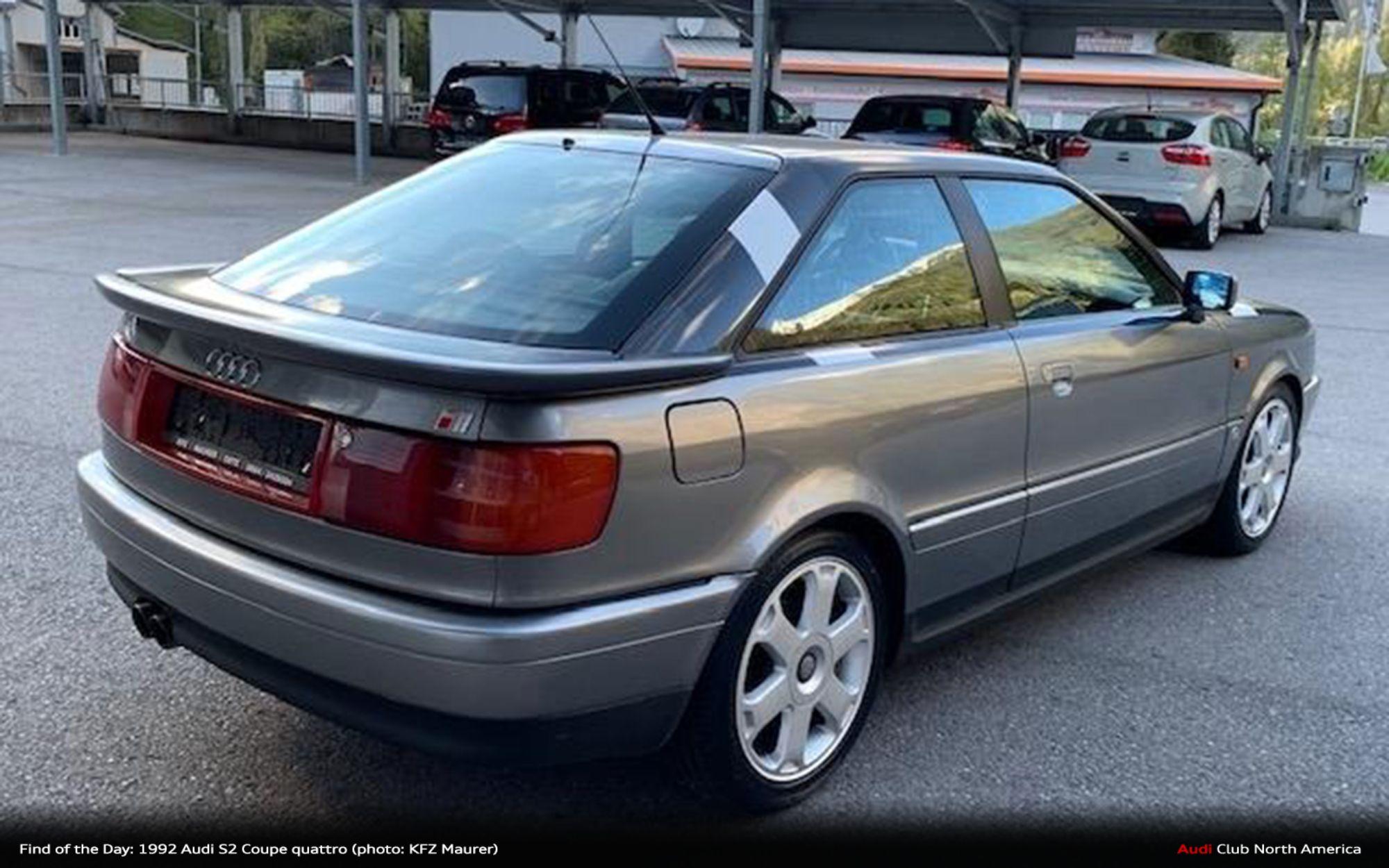 Kelebihan Audi Coupe S2 Murah Berkualitas