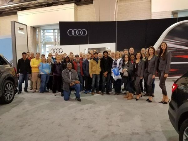 ACNA Mid-Atlantic Chapter at the Philadelphia International Auto Show