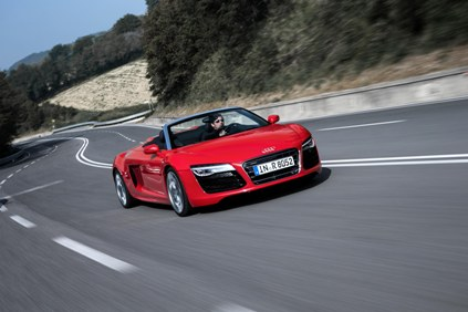 Last Chance Opportunity for European R8 Tour