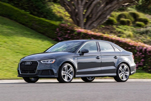 2018 Audi A3 Named Best Luxury Small Car For The Money By U S