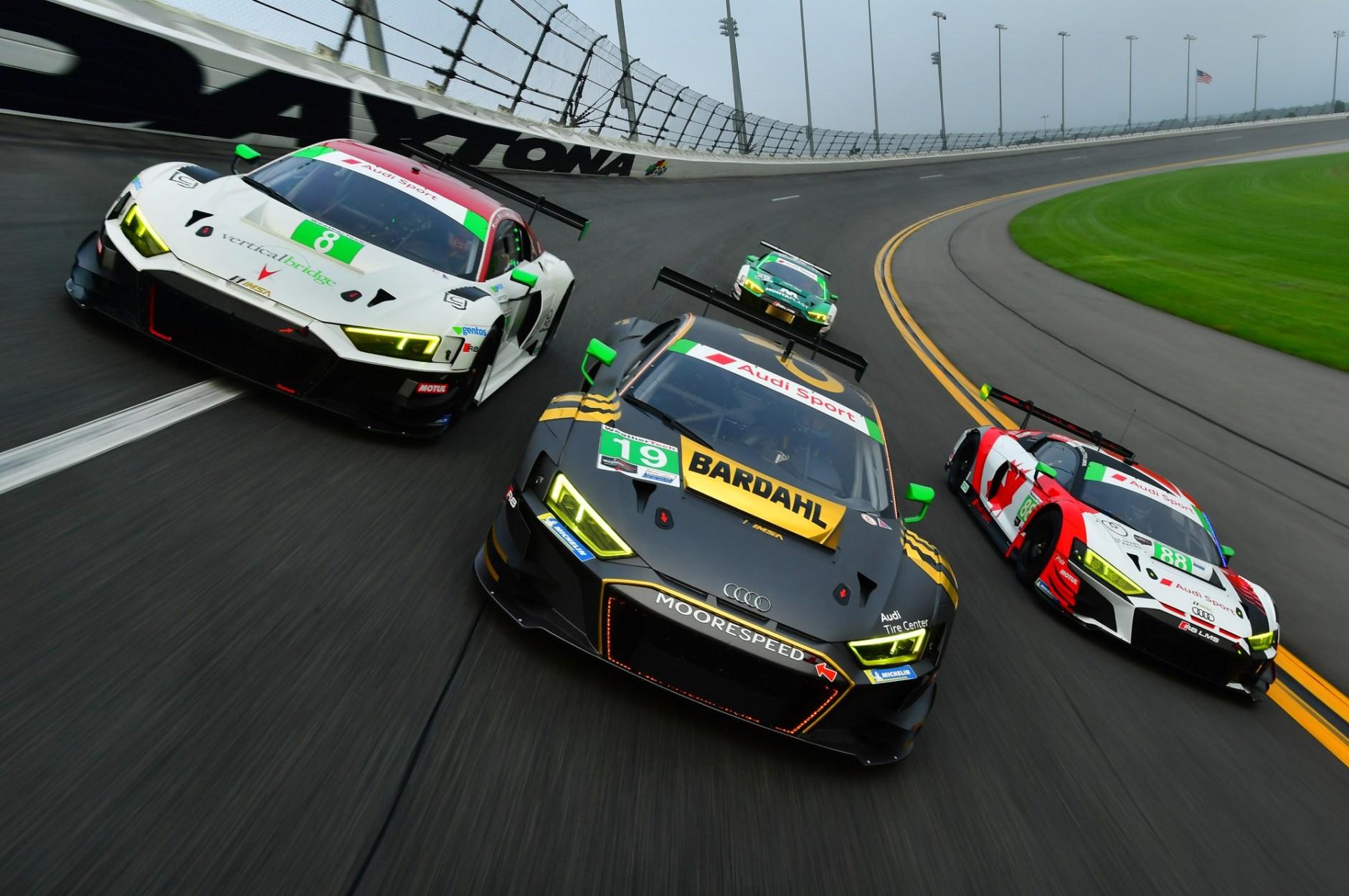 Audi Sport customer racing Announces 2019 Line-Up For IMSA WeatherTech and Michelin Pilot Challenge Racing Series Ahead of Daytona Season Opener