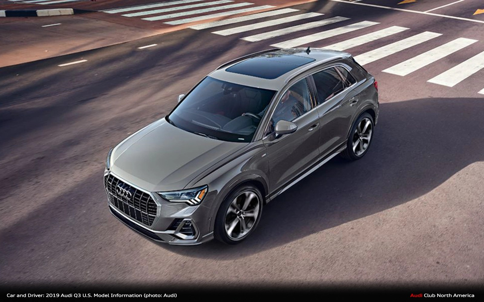 all new 2019 audi q3 design and technology in a larger. Black Bedroom Furniture Sets. Home Design Ideas