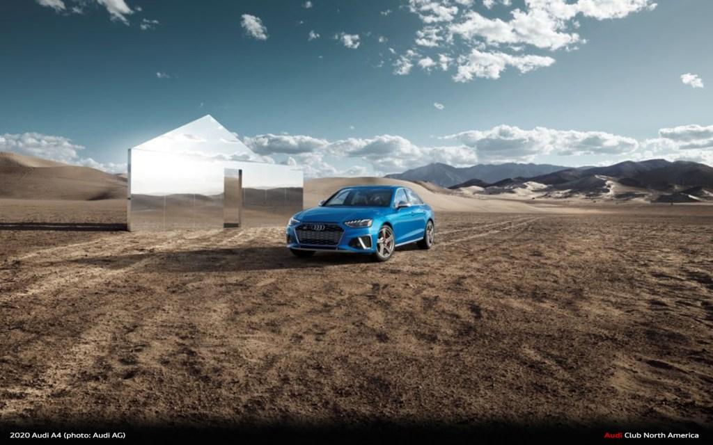 2020 Audi A4: Brand's Bestselling Sedan With Sharpened Design, Enhanced Technology