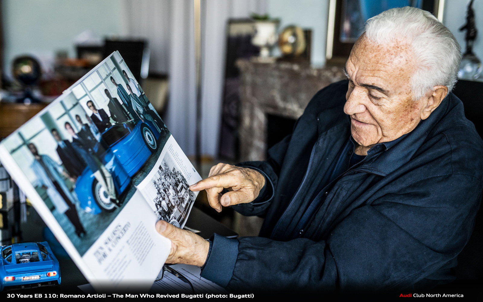 30 Years EB 110: Romano Artioli – The Man Who Revived Bugatti