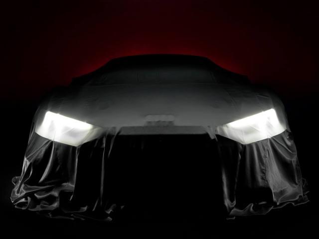 Audi Sport Teases Believed R8 or TT Racer Ahead of Paris Motor Show