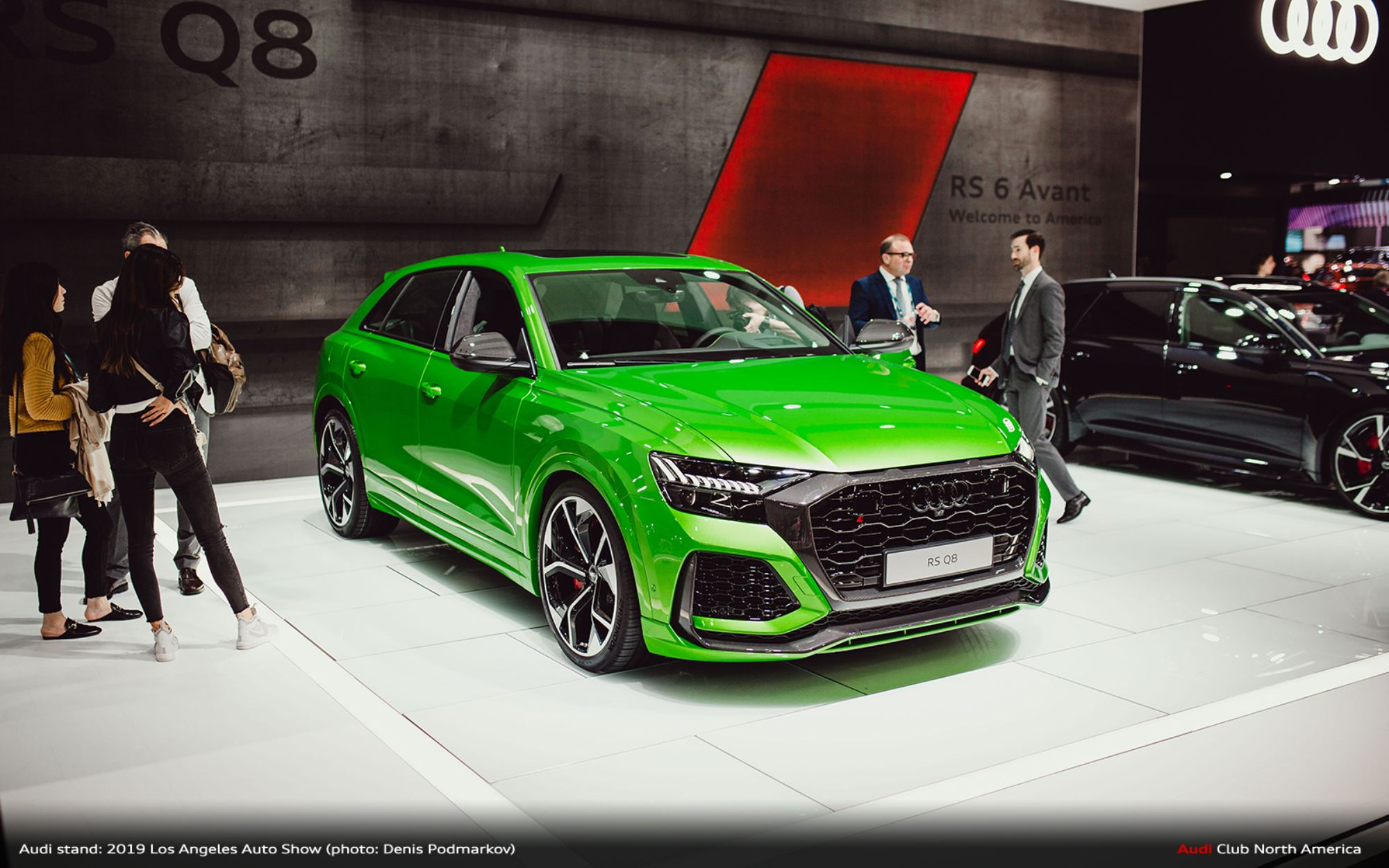 Event: Los Angeles Auto Show 2019