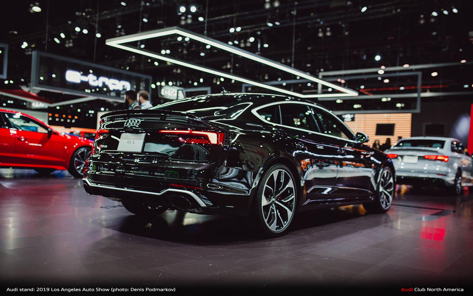 2020 Los Angeles Auto Show.Event Los Angeles Auto Show 2019 Audi Club North America