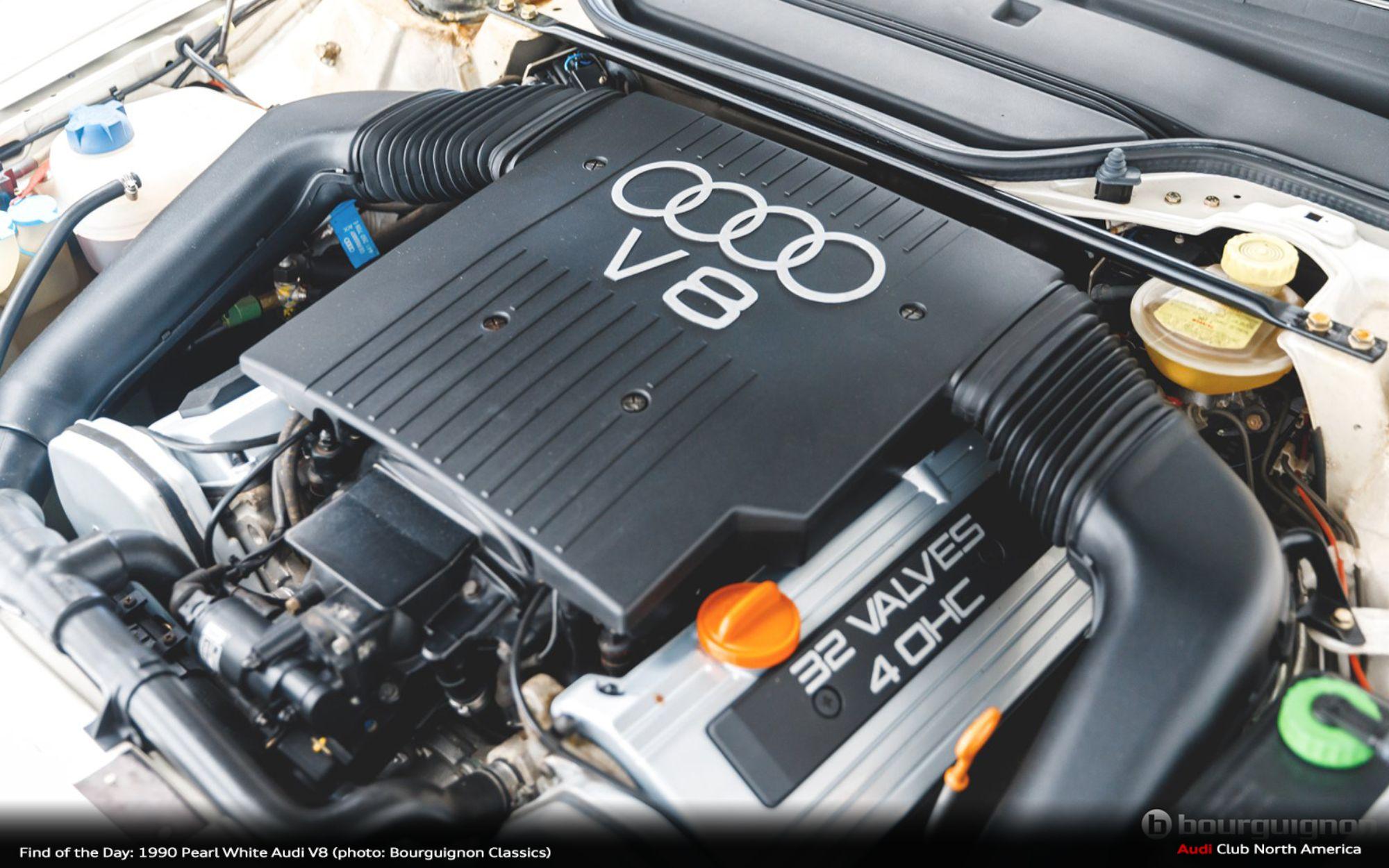 Kekurangan Audi V8 Harga