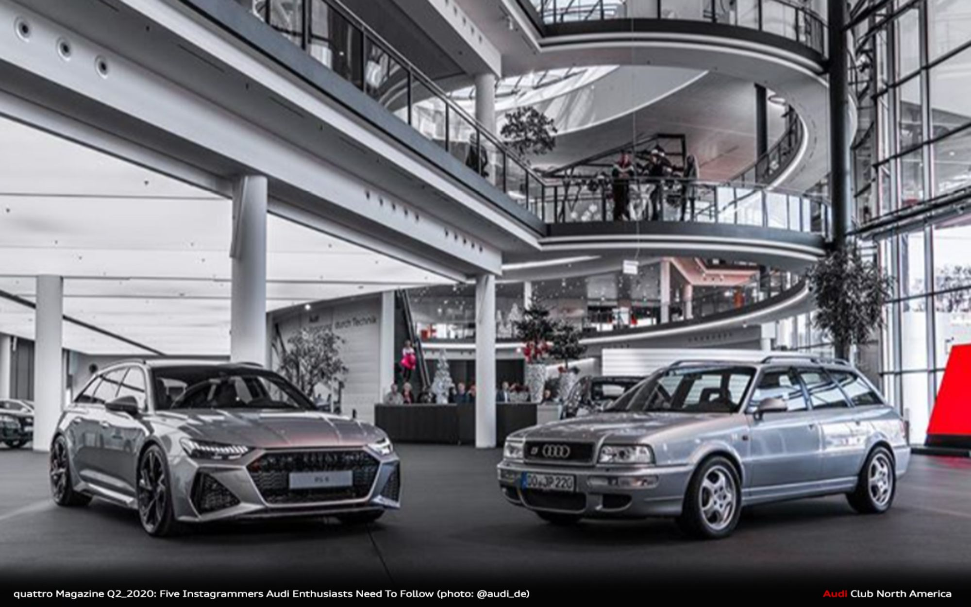 quattro Magazine Q2_2020: Five Instagrammers Audi Enthusiasts Need to Follow