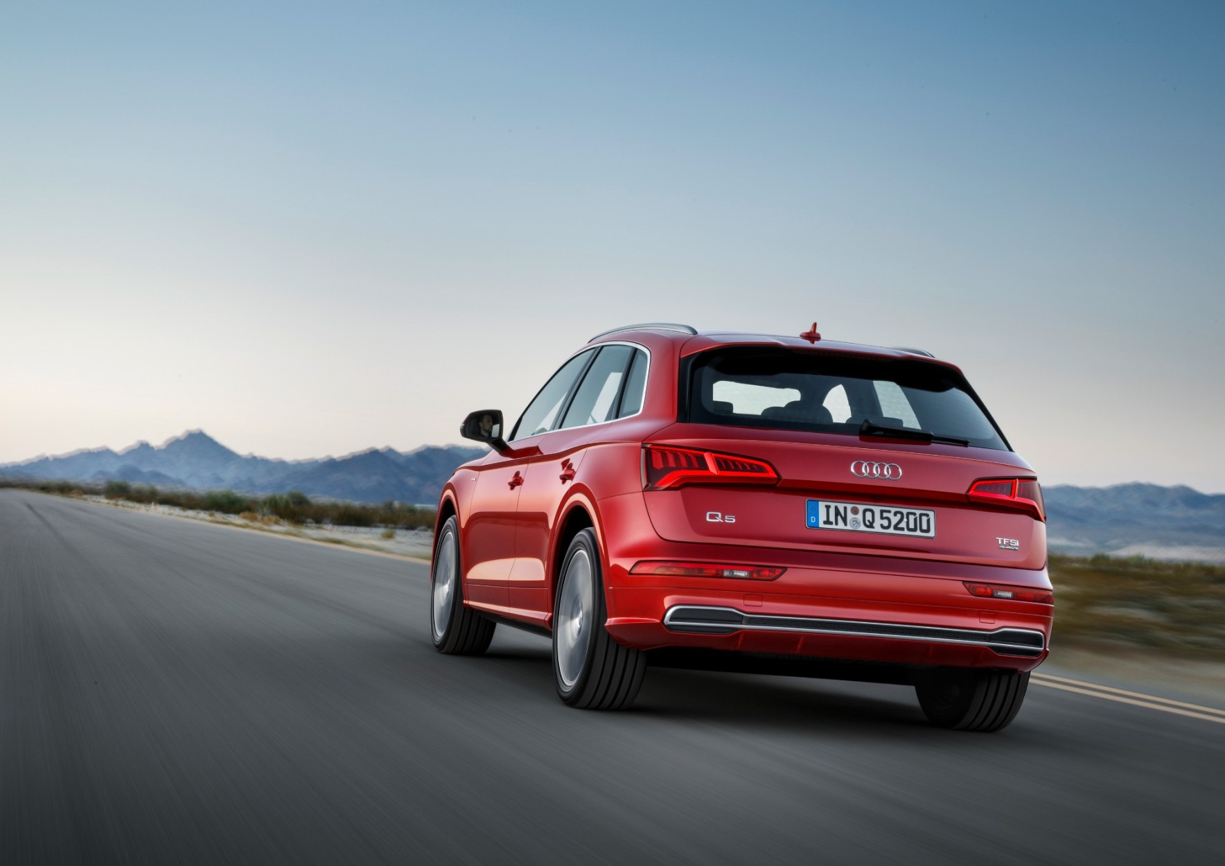 Audi Sales In May Up Slightly Year-On-Year