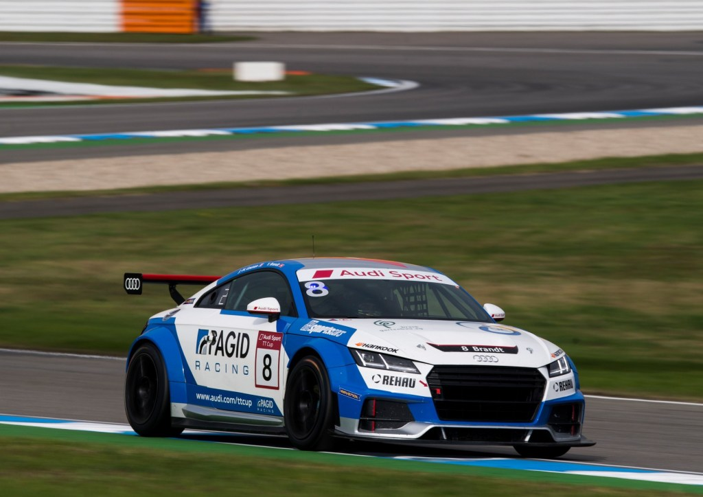 Audi Sport ABT TT Cup Cars - Audi Club North America