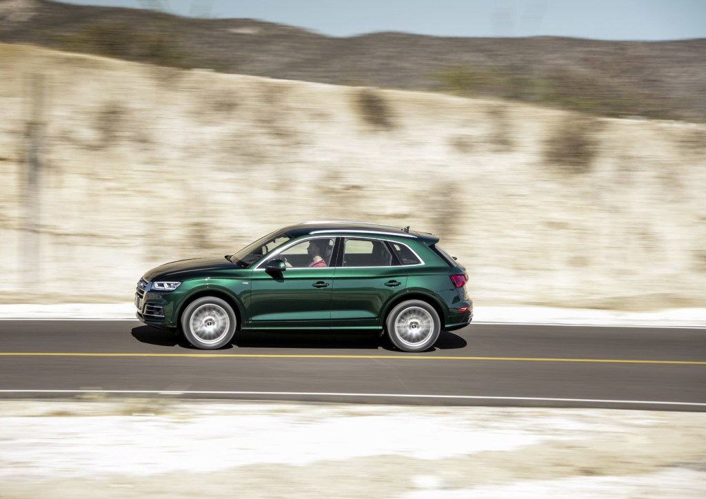 Audi Continues To Grow In August
