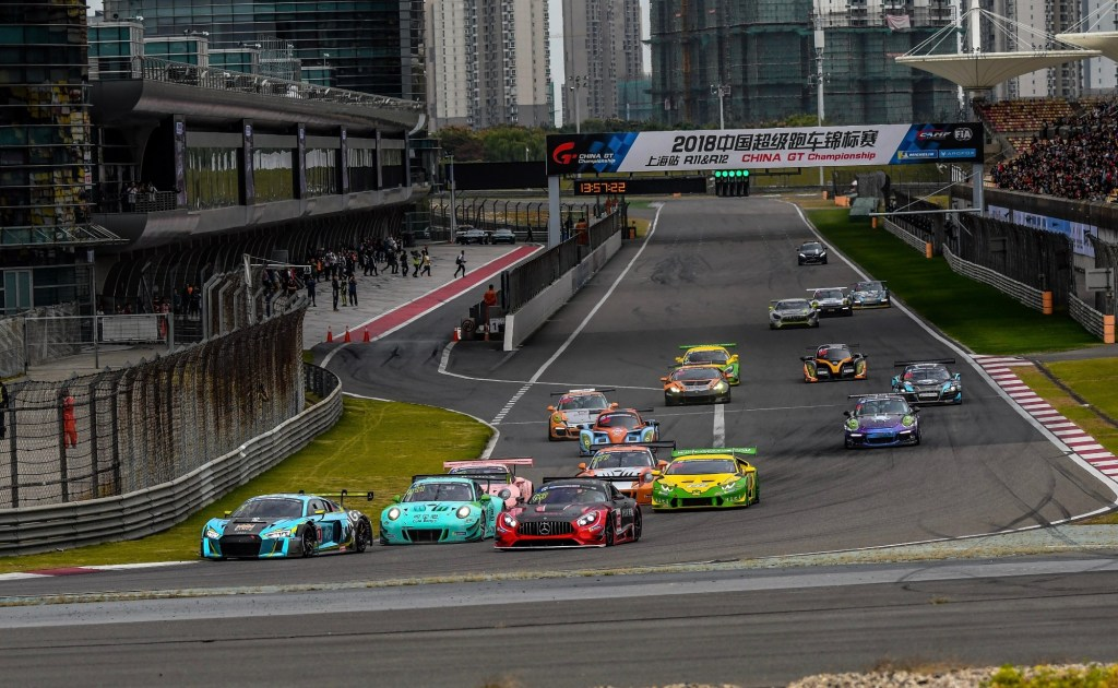 Customers Win Titles In China, The Canary Islands And In The Benelux Region With Audi Sport