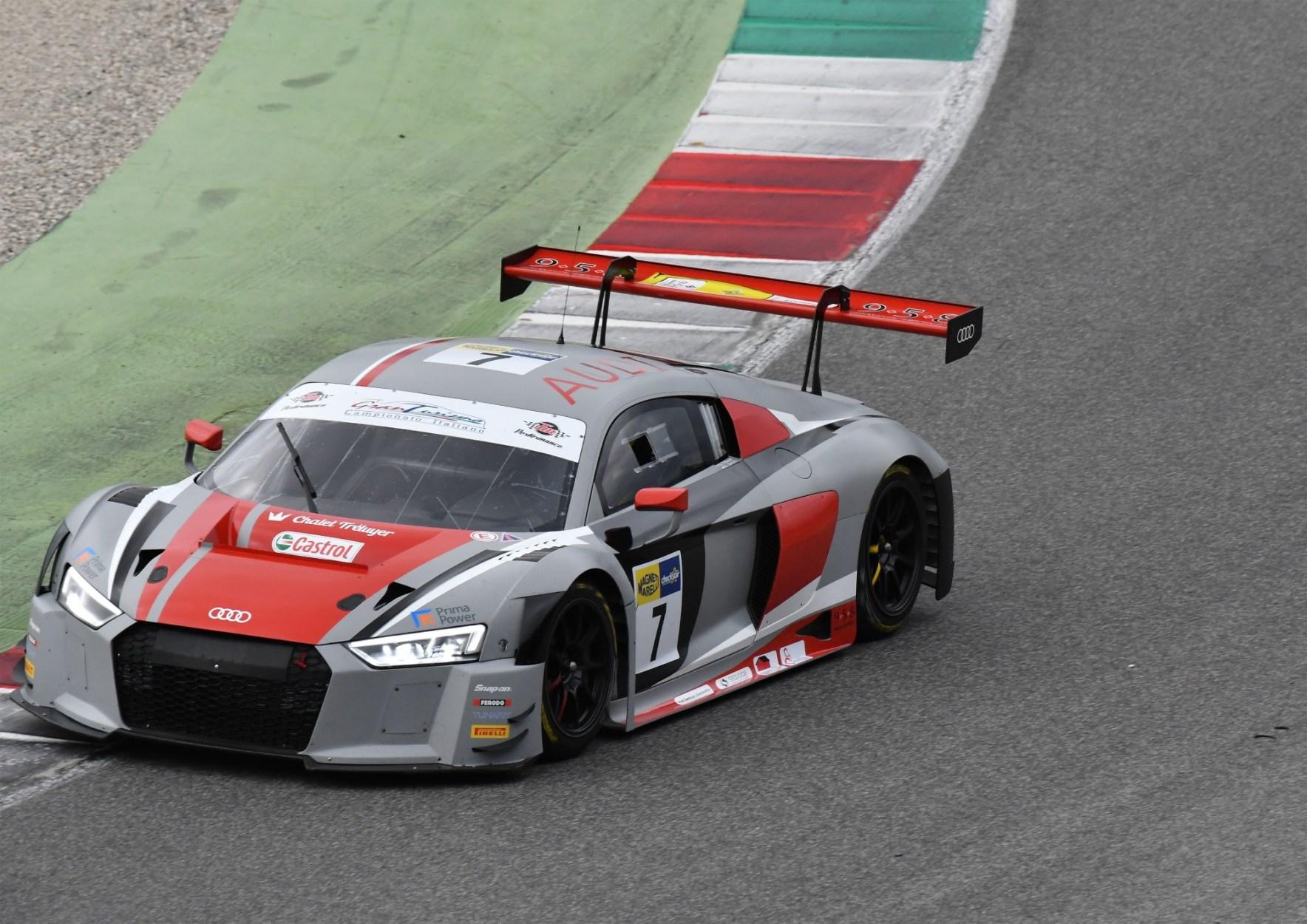 Audi Sport customer racing Teams Win In Italy, Australia And Brazil