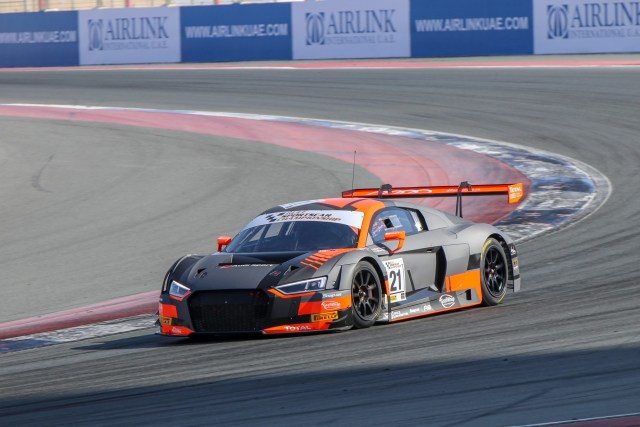 Audi Sport Customer Teams With Victories In Dubai And Australia
