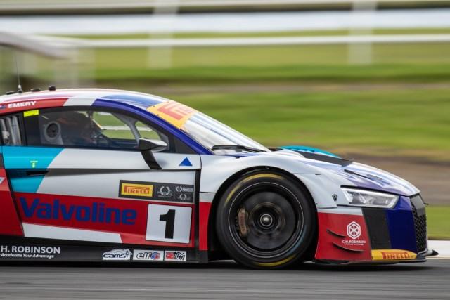 Audi Sport Customers Win in Asia and Australia