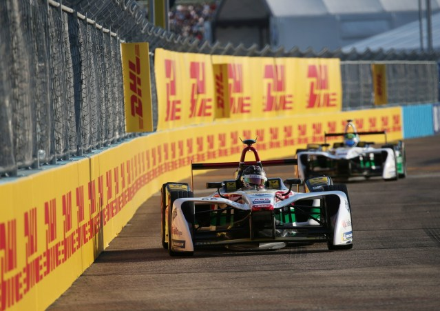 Audi Electrifies Berlin: One-Two Finish in Formula E Home Race