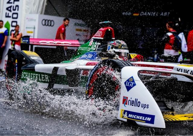 Audi Sport ABT Schaeffler is Formula E Champion