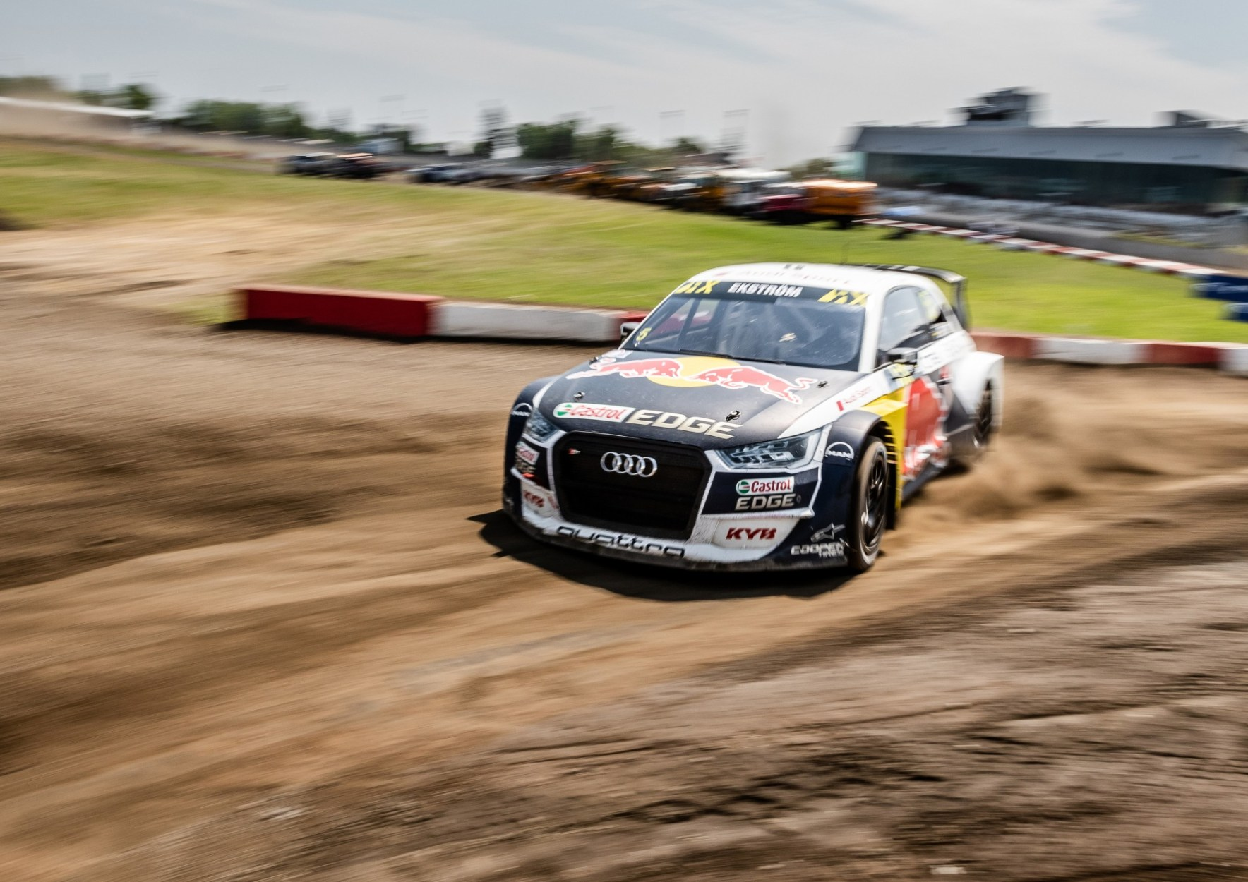 Disappointment in Canada: EKS Audi Sport Only Fourth