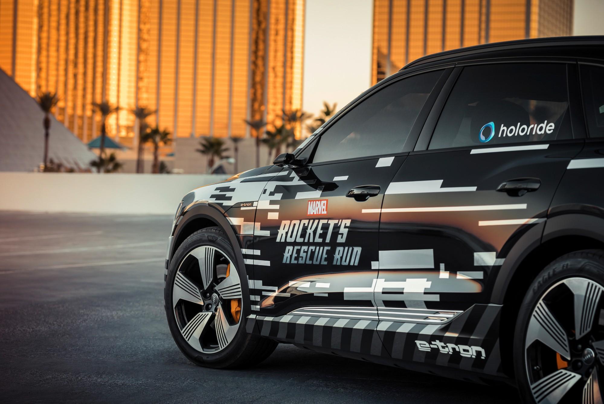 Audi Press Conference 2019 CES Las Vegas - Audi Club North