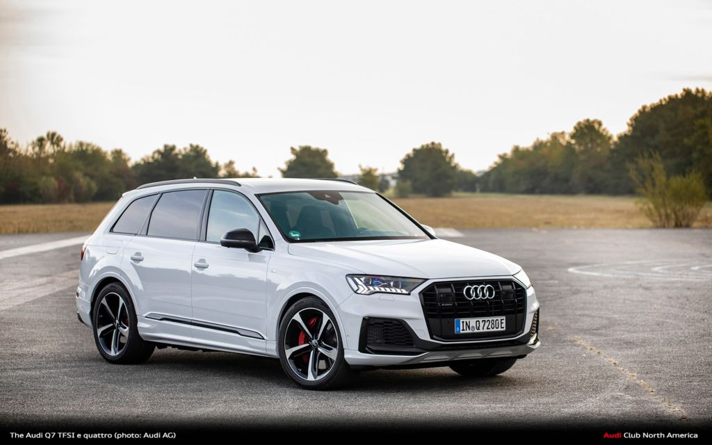 Luxury, Space and Efficiency: The Audi Q7 TFSI e quattro