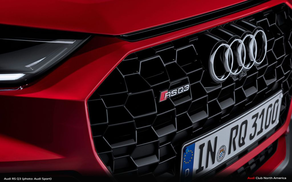 Audi RS Q3 and Audi RS Q3 Sportback Photo Gallery And Video