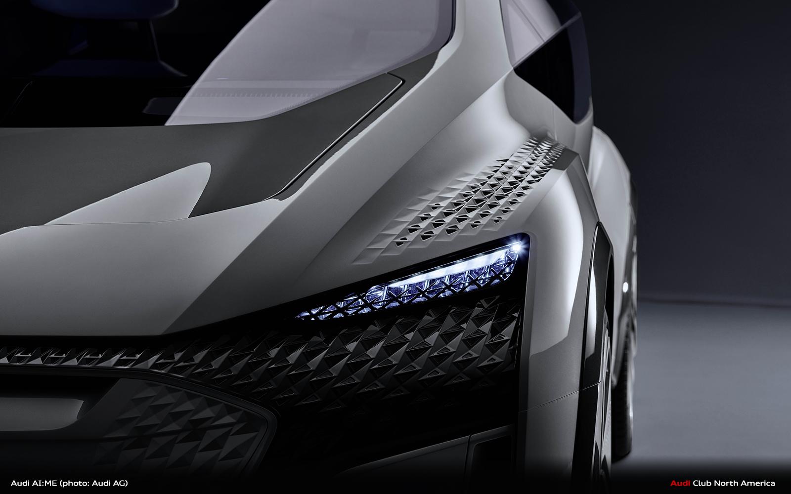 Mobility for Megacities: Audi AI:ME