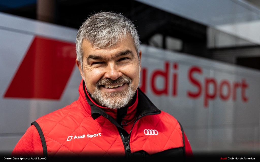 "Dieter Gass: ""In the DTM, the fans can look forward to super-thrilling racing"""