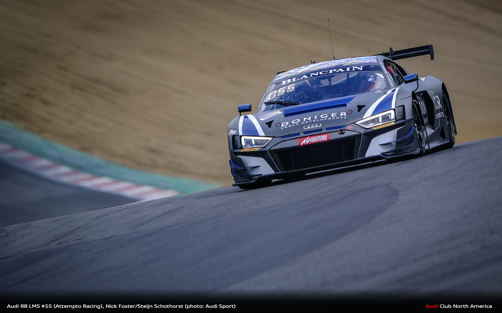 Audi R8 LMS Victorious in Australia and Sweden - Audi Club