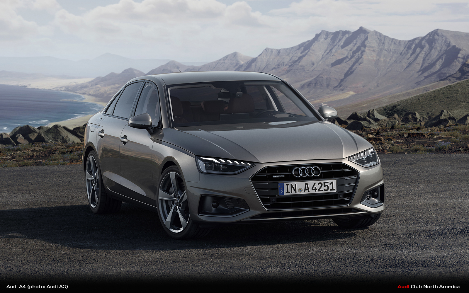 The Audi A4: Even Sportier and Even More Cutting Edge