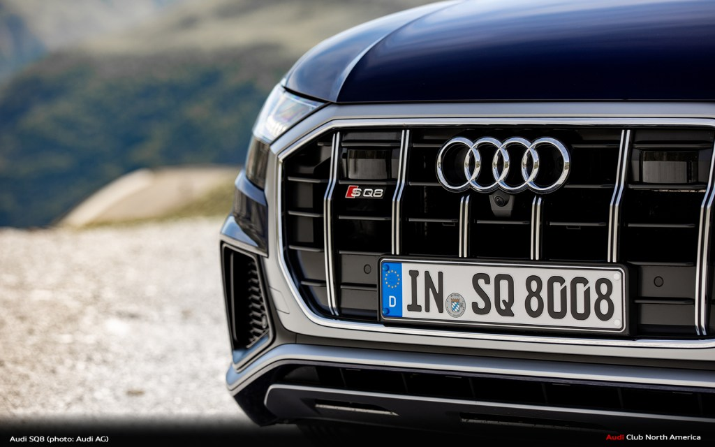 Gallery of the Day: Audi SQ8 TDI + Videos