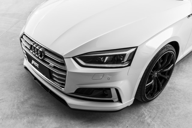 More Sportiness Thanks to ABT for the 2018 Audi A5 - Audi