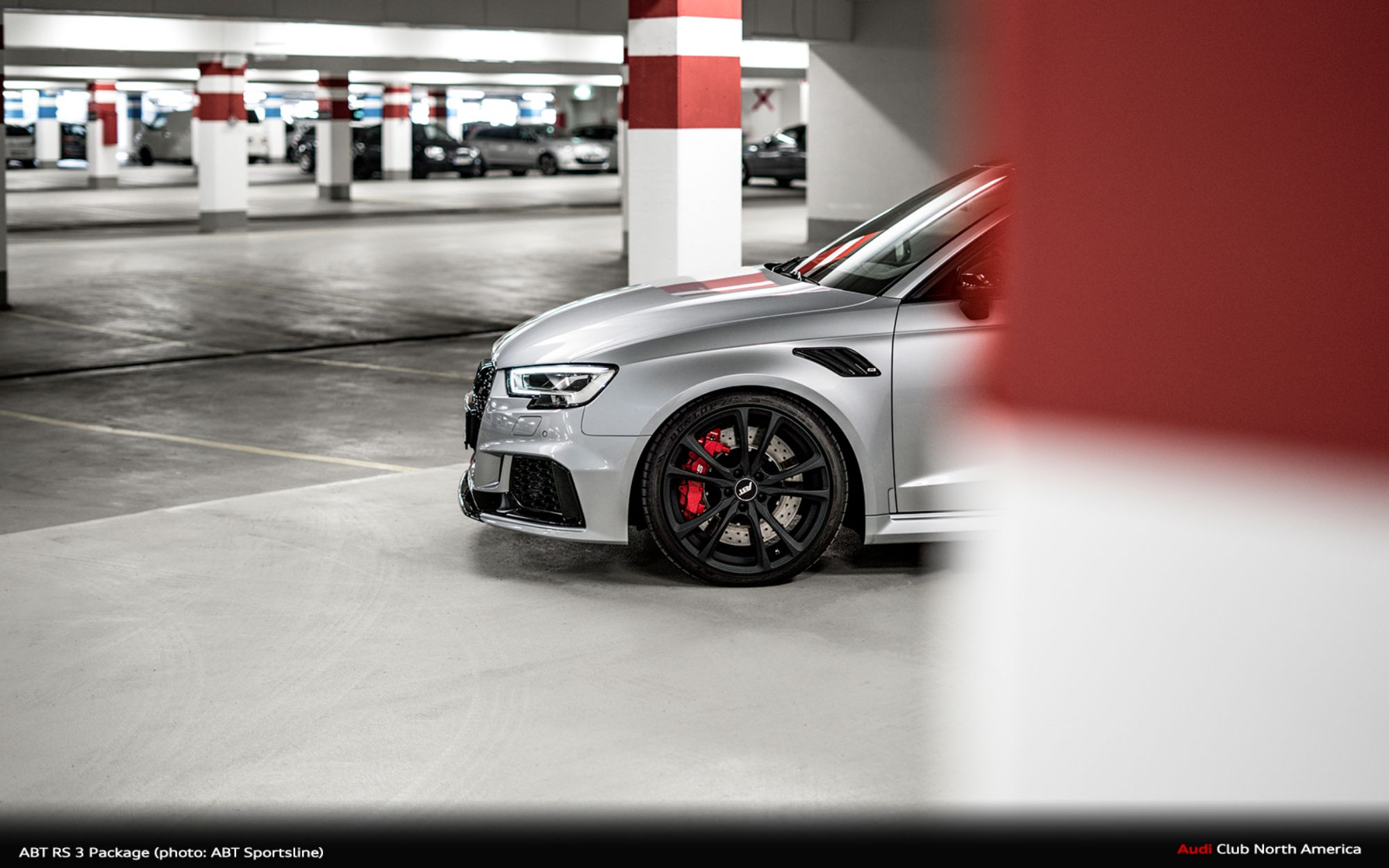 ABT Boosts Audi RS 3 to 470 HP