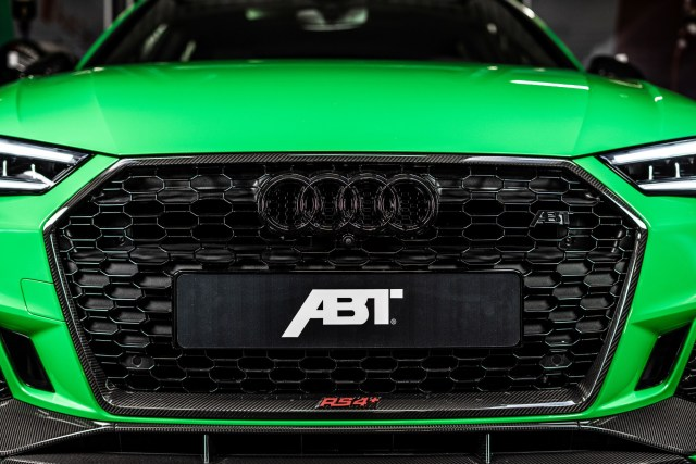 ABT Sportsline 2019 Geneva Motor Show Preview Photo Gallery