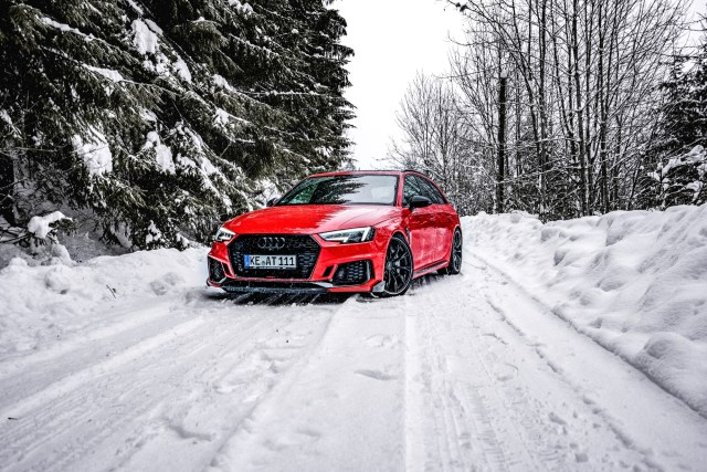 Limited Special Edition With Up To 530 HP: The New ABT RS4+