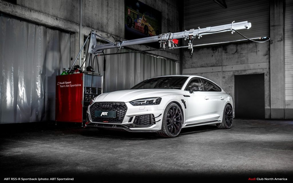 After The Limited ABT RS4+, The RS5-R Sportback Takes Over