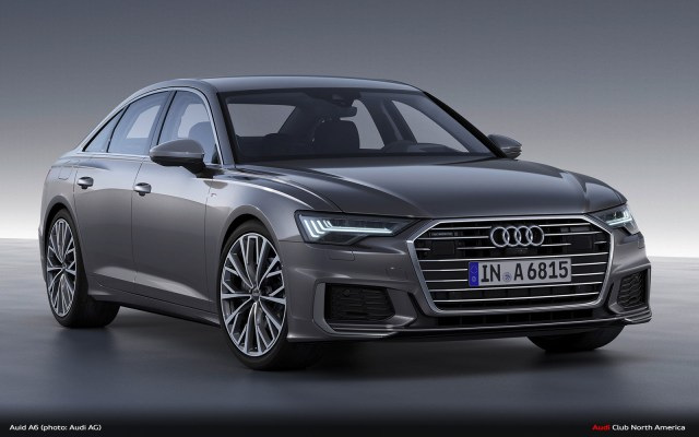New Audi A6 Sedan: Upgrade in the Business Class
