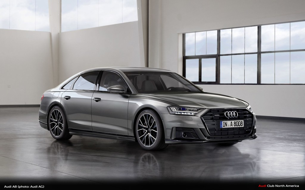 Multifaceted Personality: Predictive Active Suspension in the A8 Flagship Model