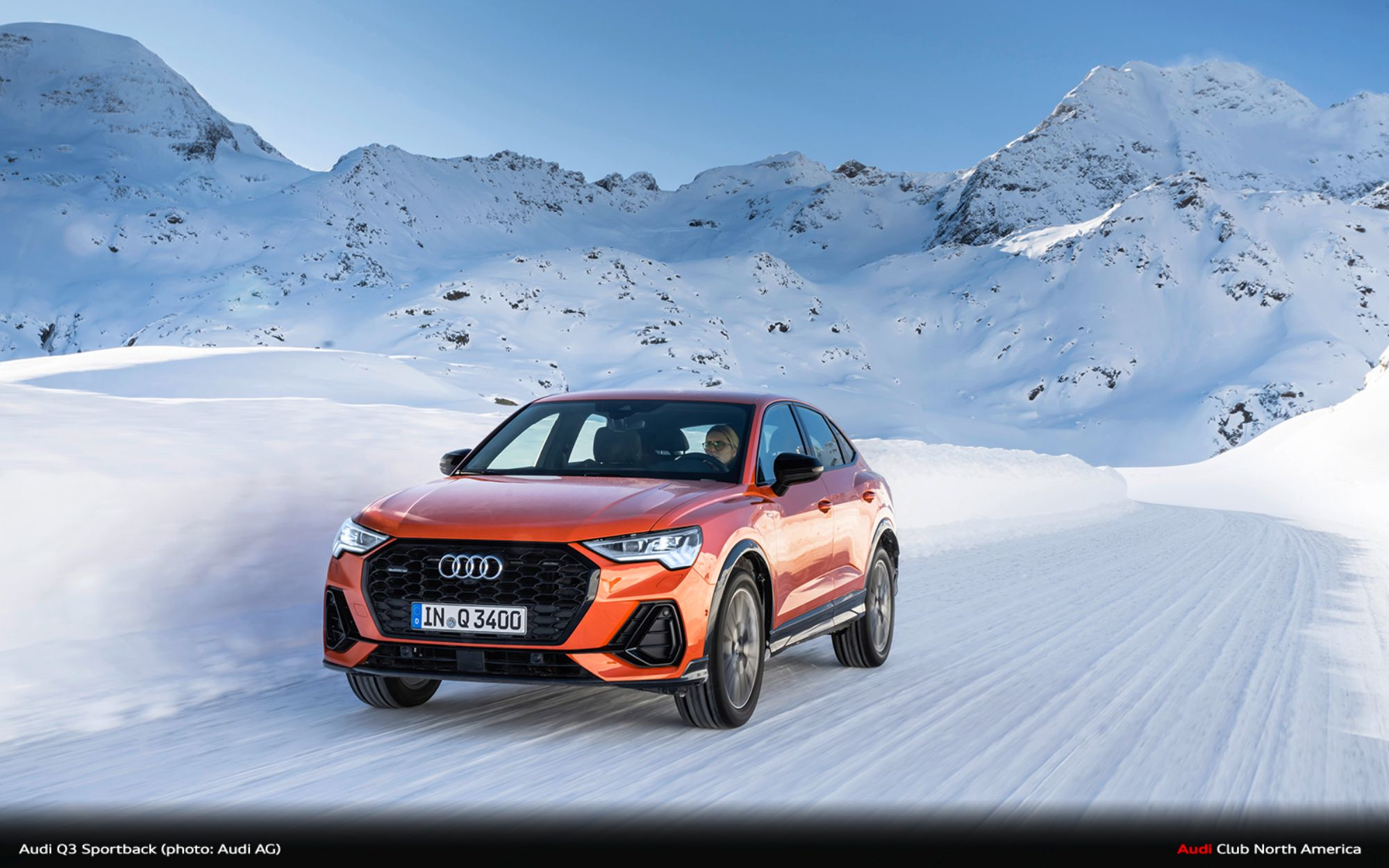"The Audi Q3 Sportback Wins The Readers' Choice Award For ""Best Cars"""